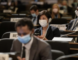 HRC43 - Urgent debate - MRG calls for independent investigations into racist police brutality in the USA and for strong UN action to eradicate systemic racism in law enforcement at the global level
