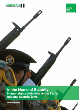 In the name of security - Human rights violations under Iran's national security laws