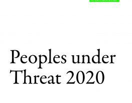 Peoples Under Threat 2020