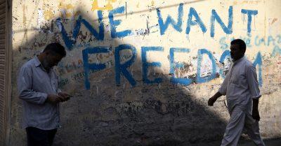 Kashmir: A tale of two lockdowns