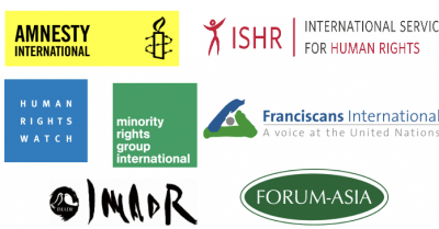 HRC44 – Joint oral statement on civil society space in Sri Lanka