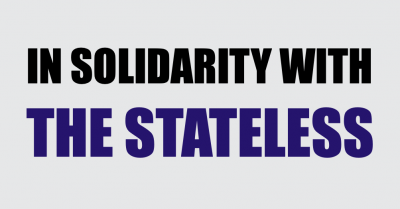 MRG joins call on states to protect the rights of the stateless in their COVID-19 responses