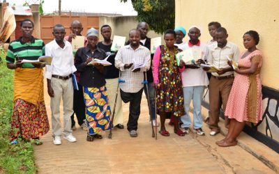 Ultra Poverty, Multiple Discrimination: The experience of Historically Marginalised People with disabilities in Rwanda during Covid-19