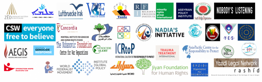 Joint NGO Statement on Iraq to Commemorate International Day for Victims of Acts of Violence Based on Religion or Belief