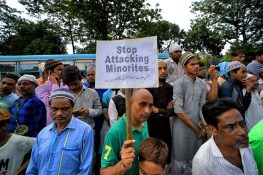 From hate to violence: Preventing & countering hate speech against minorities in South Asia