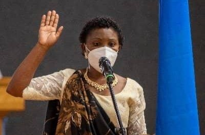 MRG's long standing friend and ally, Epiphanie Kanziza appointed as Senator in Rwanda