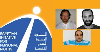 MRG calls for the unconditional release of human rights defenders recently arrested in Egypt