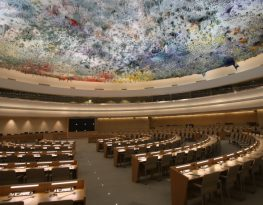 Reporting back from the UN Human Rights Council