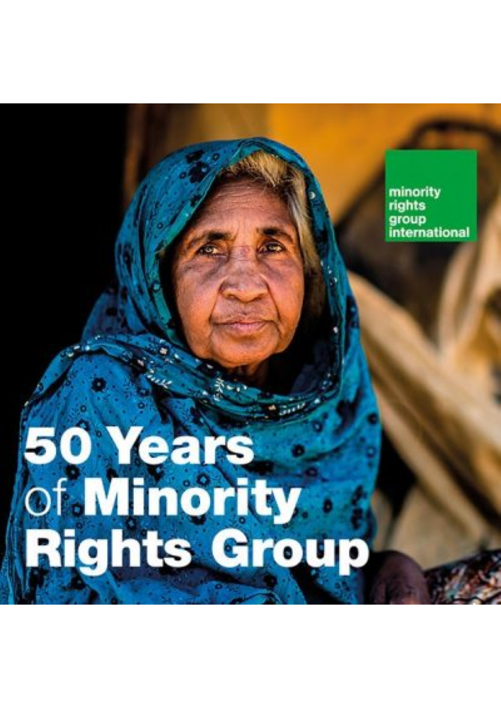 50 years of Minority Rights Group