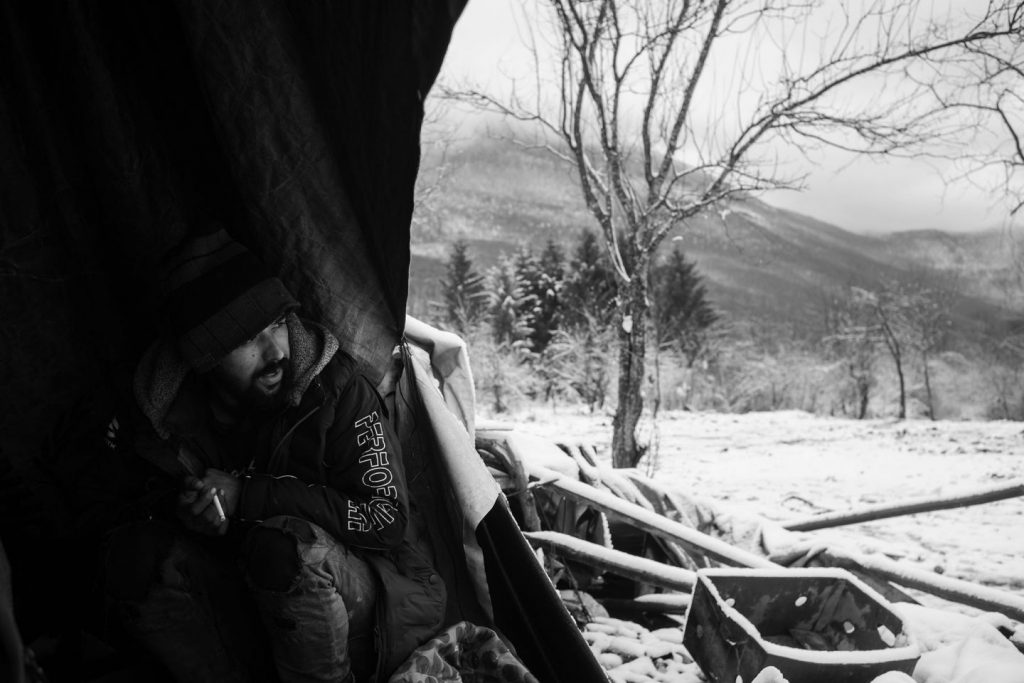 If I were… Refugees and the cold, cold Europe