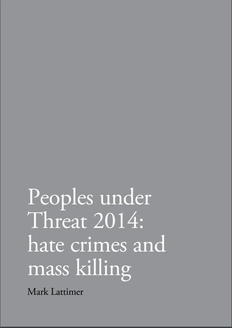 Peoples under Threat 2014