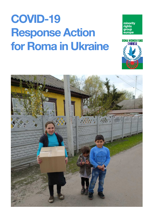 Covid-19 Response Action for Roma in Ukraine