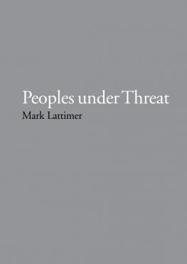 Peoples under Threat 2008