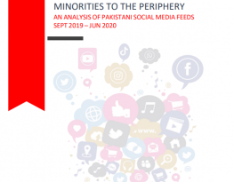 Online hatred pushing minorities to the periphery: An analysis of Pakistani social media feeds