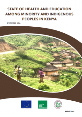 State of health and education among minority and indigenous peoples in Kenya