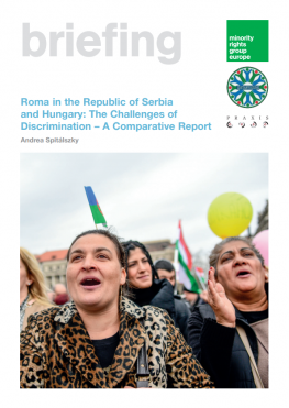 Roma in the Republic of Serbia and Hungary: The Challenges of Discrimination – A Comparative Report