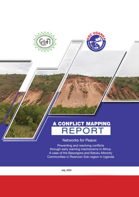 Networks for peace: A case of the Basongora and Batuku Minority Communities in Rwenzori Sub-region in Uganda