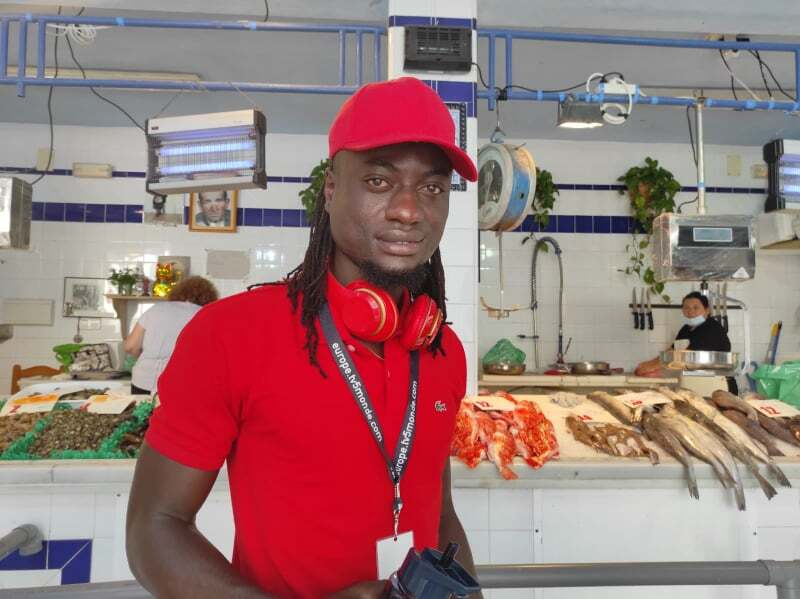 Becoming European: Abou Sene, fisherman, activist and asylum seeker from the Gambia