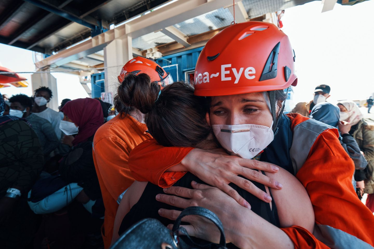 Refugees, dignity and humanity: A Sea-Eye 4 crew member reflects on rescuing 408 lives