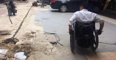 Webinar Overview: 'The Rights and Equality of Dis/abled People in Thailand'