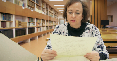 Where hatred and intolerance can lead: letters from the Holocaust