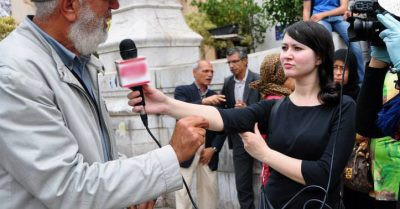 Tunisia: Journalist and woman human rights defender Arroi Baraket charged