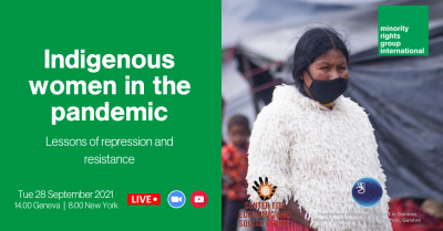 Indigenous women in the pandemic: Lessons of repression and resistance