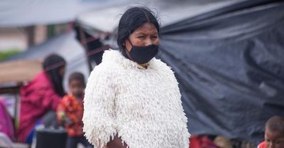 EVENT: Indigenous women in the pandemic: Lessons of repression and resistance